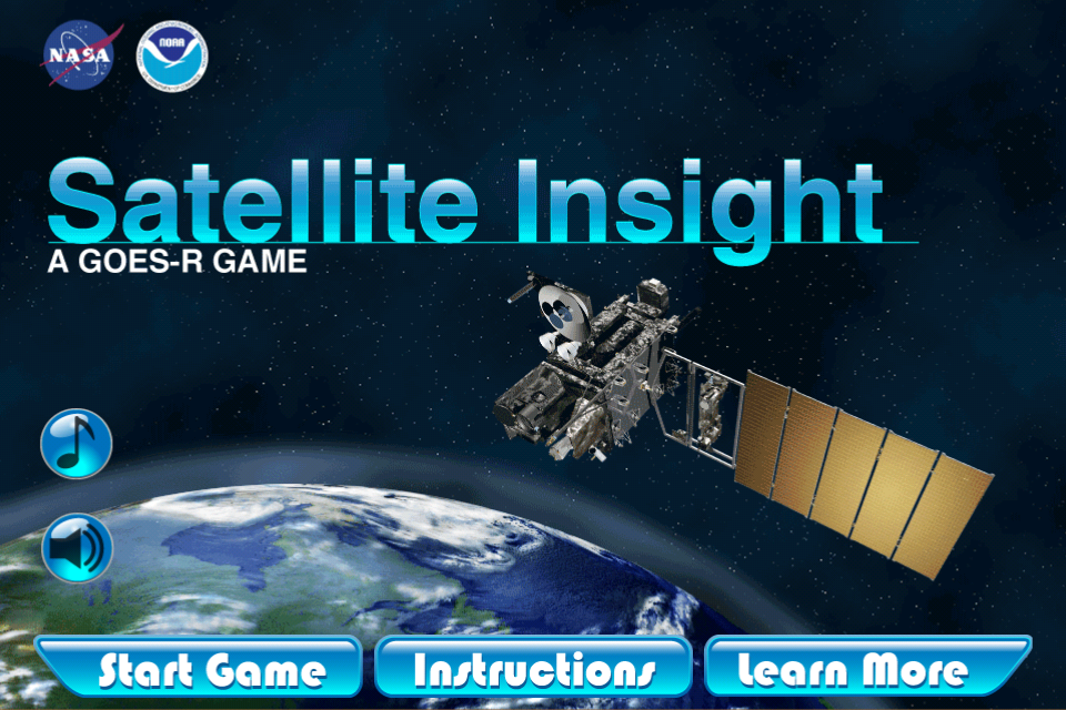 Screenshot Satellite Insight