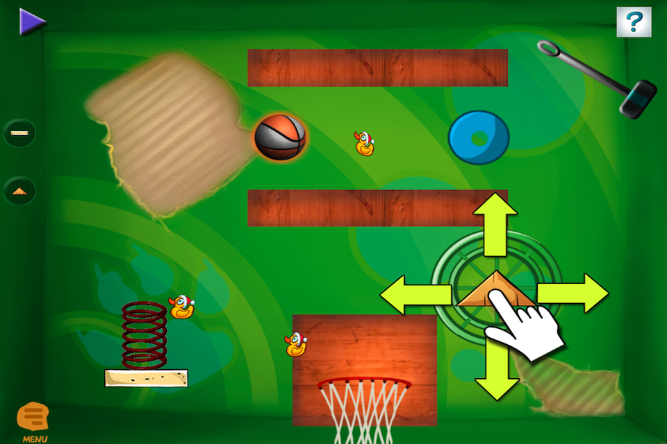 Screenshot Basketball Sandbox